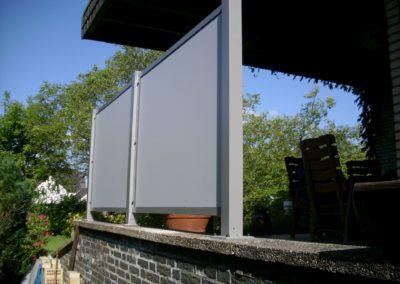 Wind & Sichtschutz Platten